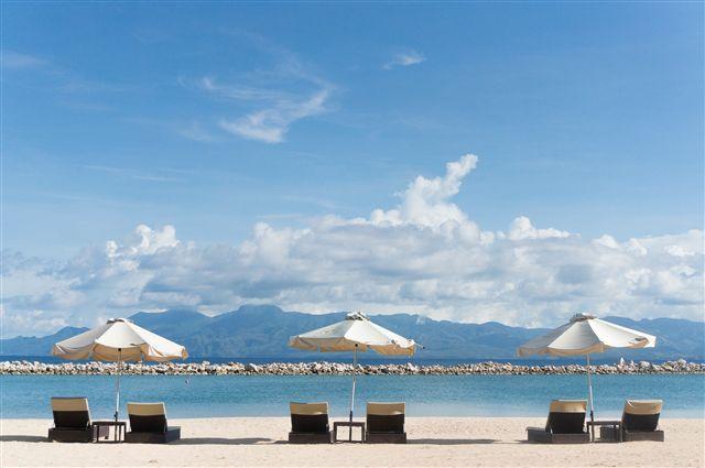 foto strandstoel bij artikel vakantiegevoel